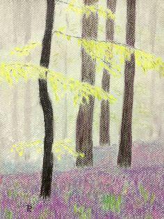 """""""Lente"""" - Soft pastel"""