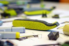 Philips OneBlade on Behance Industrial Design Sketch, Design Process, Product Design, Mockup, Modeling, Behance, Sketches, Tech, Concept