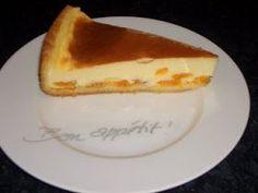Verboten gut ⚠: Rahmkuchen mit Mirabellen No Bake Desserts, Cake Recipes, Cheesecake, Snacks, Baking, Sweet, Food, Bourbon, Muffins
