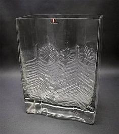 Kuusi 2746 - Vennola, Jorma Shot Glass, Glass Vase, Lassi, Scandinavian Design, Finland, Mid-century Modern, Mid Century, Retro, Tableware