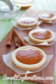 Pumpkin Pie Cookies Recipe