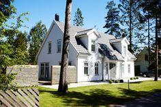 Classic Swedish home