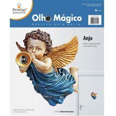 Adesivo Olho Mágico Anjo Cod: Ag 041 https://liliwood.com.br/site/det/711/Adesivo-Olho-Magico-Anjo