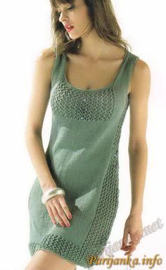 Платье (ж) 19*12 CB №1555: