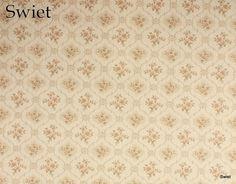 Brocante behang | Swiet