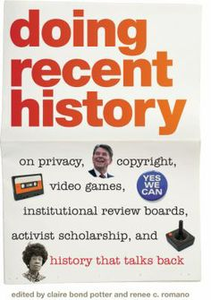 Doing Recent History by Renee Romano - Shaker Library