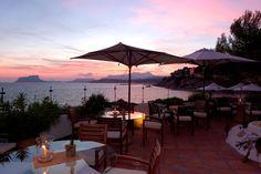 galeria de fotos - Restaurante Le Dauphin, Moraira Alicante