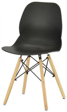 Rana tuoli, väri musta