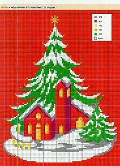 Christmas C2C