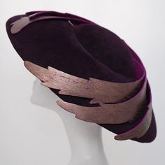 Sarah Cant couture milliner