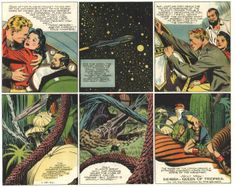 The Complete Flash Gordon Library - The Fall of Ming