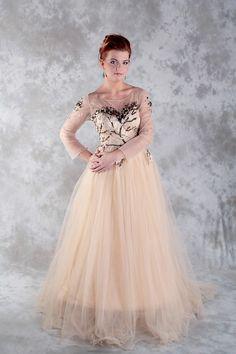 aspoločenské šaty svadobný salon valery_8067 Prom Dresses, Formal Dresses, Salons, Fashion, Lounges, Moda, Formal Gowns, La Mode, Black Tie Dresses