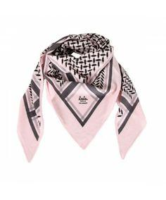 Lala Berlin scarf Lala Berlin, Luxury Shop, Hair Ties, Ootd, Accessories, Female, My Style, Classic, Stuff To Buy