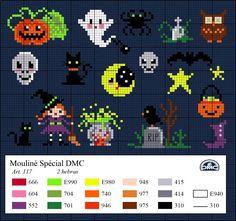 O Blog da DMC: Esquemas de Halloween