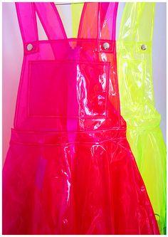 Neon galaxy suspended skirt from MoLa_MoLa on Storenvy http://spotpopfashion.com/wwf9