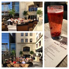 Flint's awesome patio in OKC! Definitely worth a visit!