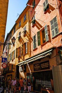 Rue du Pont-Vieux, vieux Nice