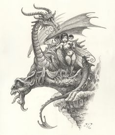 Original art by Pascal Moguérou in category Illustrations