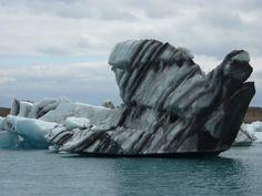 Eisberge auf dem Jökulsárlón