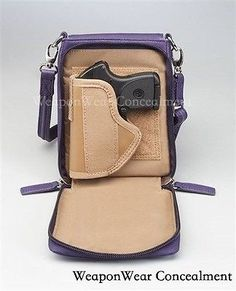 #120 NEW Gun Tote'n Mamas Smart Phone Concealment Concealed Carry Purse    SALE