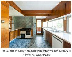 Haus Aus Der Jahrhundertmitte, Coventry, Midcentury Modern, Moderne  Eigenschaften
