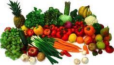 Frugt-grønt - oversigt over, hvornår de er i sæson