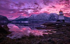Pink Sunndal, Norway via Haakon Nygård