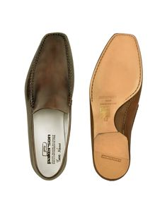 Italian Leather Brown Shop the best handmade shoes at http://www.tuccipolo.com