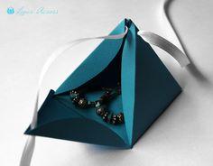 suaje caja triangular - Buscar con Google