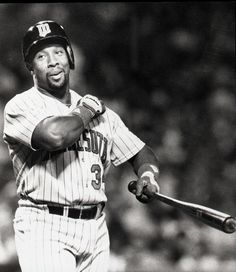 Kirby Puckett. Minnesota Twins 1984-1995. Twins franchise's all-time leader in career hits, runs, doubles, and total bases. At the time of his retirement, his .318 career batting average was the highest by any right-handed American League batter since Joe DiMaggio.