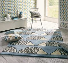 Rugs don't have to be boring! Check Circu rugs options and use them to upgrade your kids' bedroom: circu.net