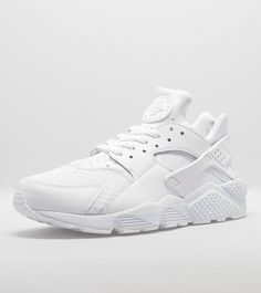 new styles fe292 51d4c Nike Air Huarache Platinum White - find out more on our site. Find the  freshest