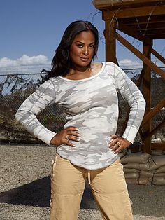 Laila Ali. #StarsEarnStripes Black Love, Beautiful Black Women, Amazing Women, Real Women, Black Men, Laila Ali, Mohamed Ali, Ebony Beauty, Dark Beauty