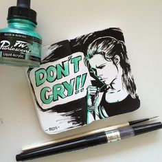 via awwdehh on Instagram  August ArtSnacks Challenge 2015