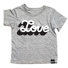 Love Script T-Shirt from Whistle