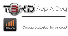 App A Day #4: Omega Statusbar for Android