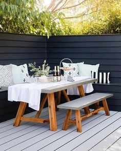 16 best timber bench seat images rustic furniture arredamento rh pinterest com