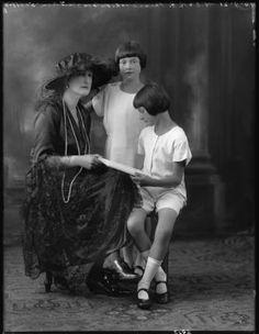 Princess Victor Napoleon; Princess Marie Clotilde Napoleon; Prince Louis Napoleon, Bassano Ltd