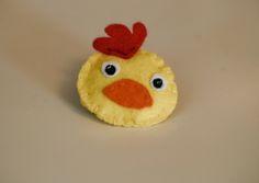 Kurczak w Zwierzostan na DaWanda.com