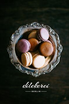 #macarons  Image by Melek Özdemir