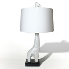 I've wanted this giraffe lamp by Jonathan Adler for a couple of years now.