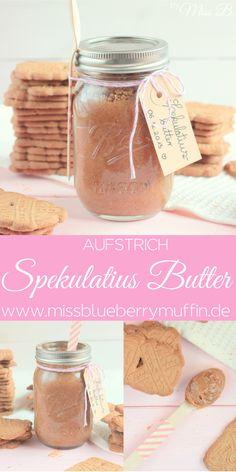 Spekulatius Butter // Süßer Aufstrich für die Weihnachtszeit // Christmas Cookie Butter <3