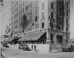 Hotel Presidente, Vedado Habana 1929