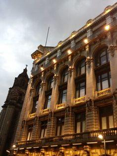 Palacios. (Ciudad de México / Distrito Federal).