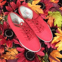 """Selling this """"LISTING UGG Red Walking Shoes"""" in my Poshmark closet! My username is: cindyciara. #shopmycloset #poshmark #fashion #shopping #style #forsale #UGG #Shoes"""