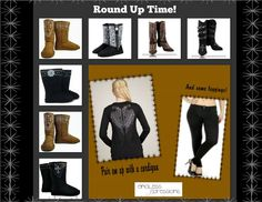 Leggings, Boots, Handbags, Transfers and so much more. Come visit and like my Fan Page to keep up to date on specials and new products. https://www.facebook.com/endlessxpressionscindy  Our online store is easy to shop from. New products listed as well as current specials and more.... SHOP HERE >> http://www.endlessxpressions.com/store/#cindytaylor  Use Code customer10 for a 10% discount.