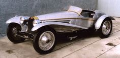 Ron Kellogg's Bugatti Type 57/59 Roadster Special | Dean's Garage