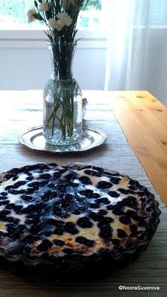 #Mustikkapiirakka My Recipes, Blueberry, Pie, Cooking, Torte, Kitchen, Berry, Cuisine, Blueberries