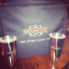 Drambuie very generously donated a beautiful brand new cocktail kit for the winning bartender.