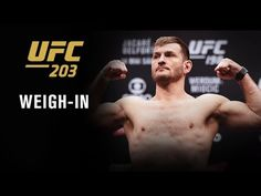 UFC 203 Weigh-In Video & Results - http://www.lowkickmma.com/UFC/ufc-203-weigh-in-video-results/